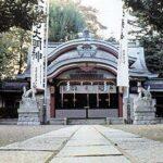 変わった名前の神社「水稲荷」には堀辺安兵衛の碑がある霊水スポット、眼病、水商売、消防の神様