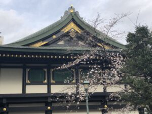 北側の社殿