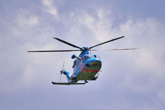 海外の医療費-ヘリコpターの費用の画像