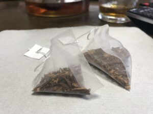 ごぼう茶のティーバッグ20g10g
